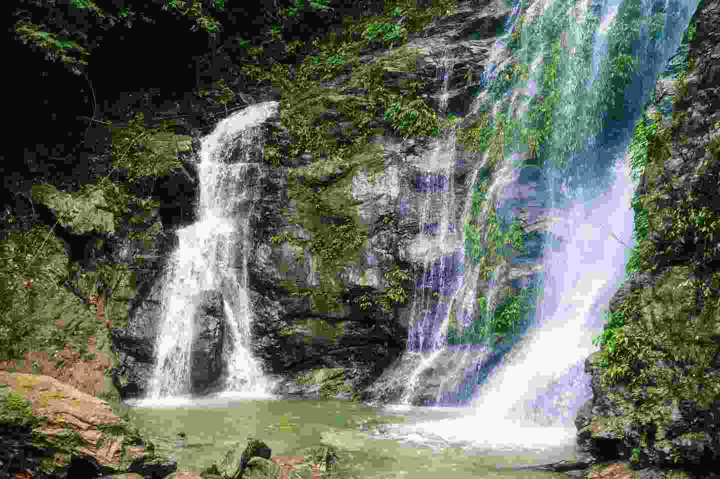 Tamaraw Falls on Mindoro Island are absolutely worth seeking out (Shutterstock)