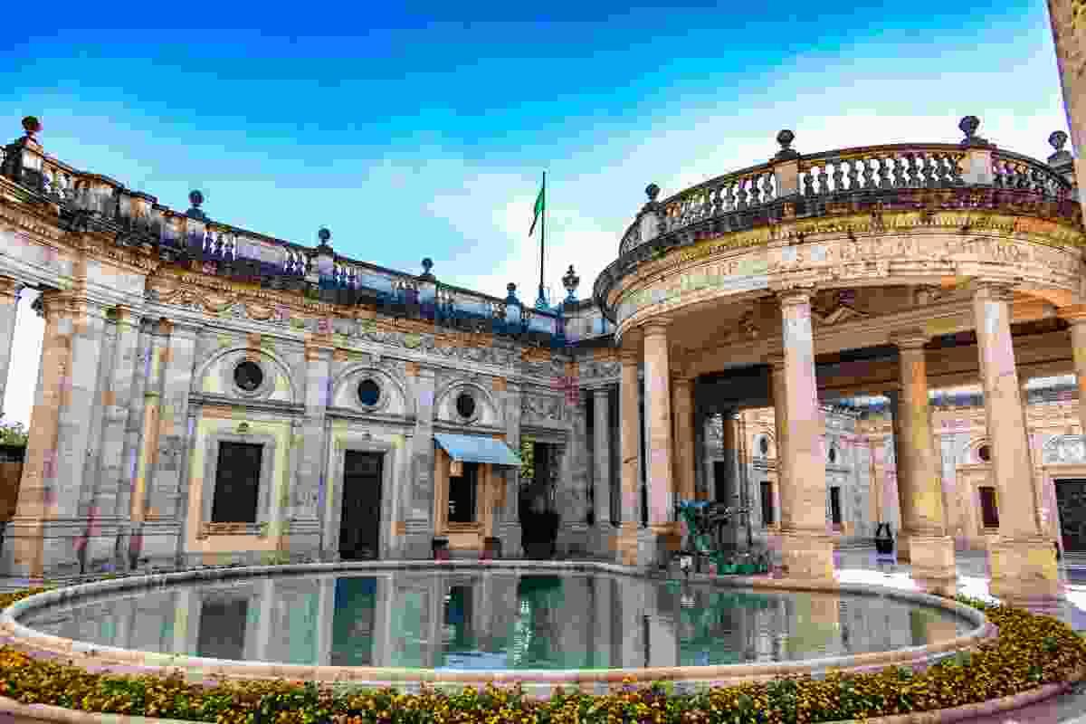 Terme Tettuccio Spa (Shutterstock)