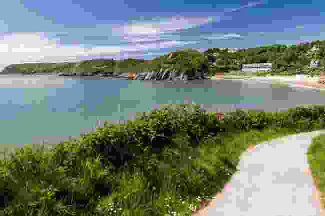Caswell Bay, Gower (Shutterstock)