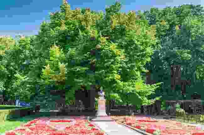 Copou Park, Romania (Shutterstock)