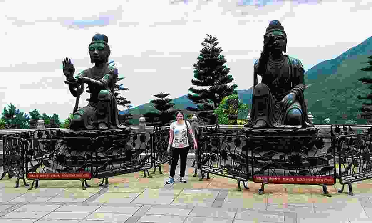 Ten Thousand Buddhas Monastery (Clemma Tagg)