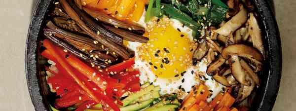 Bibimbap (Korean Home Cooking)