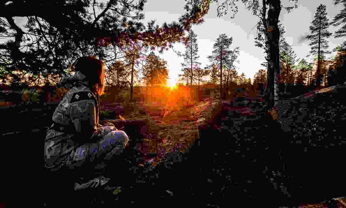 Enjoying nature near Rovaniemi (visitrovaniemi.fi/Juho Uutela)