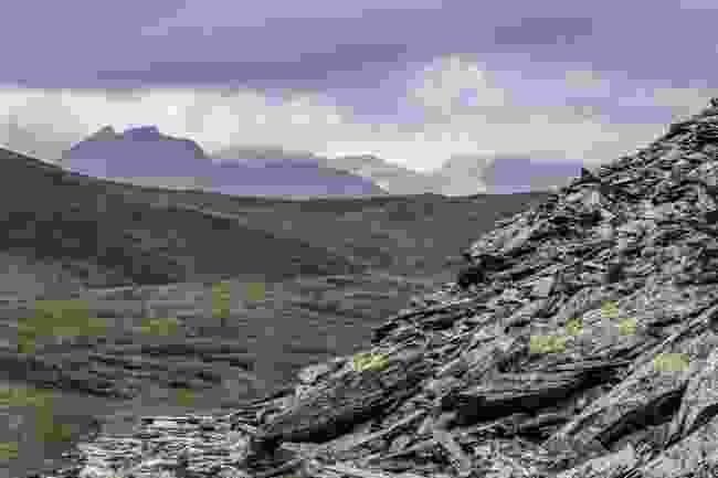Cwmorthin Slate Quarry, Wales (Shutterstock)