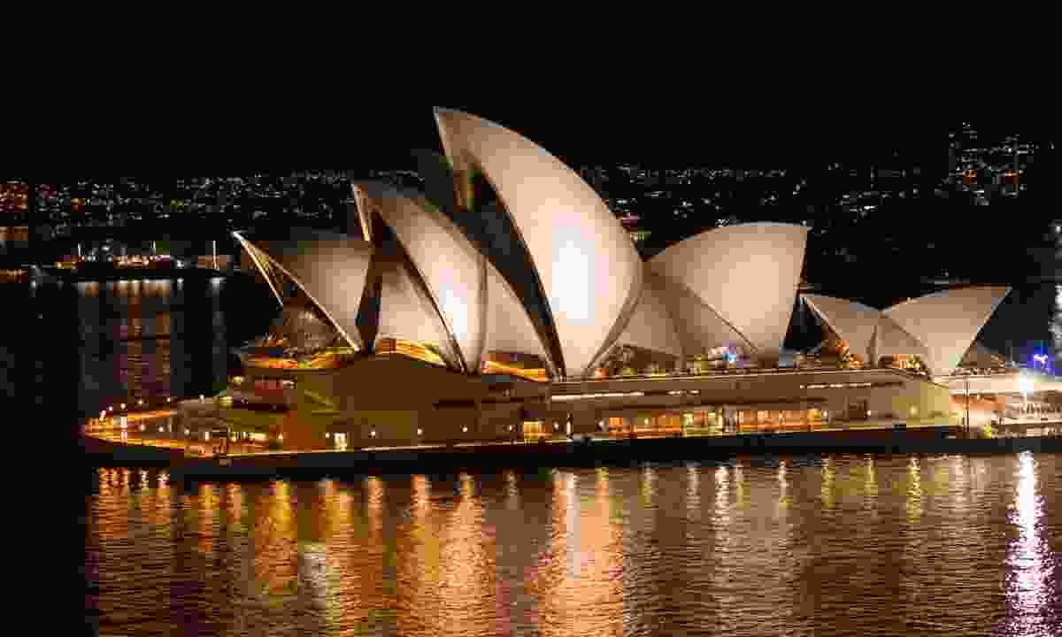Sydney Opera House (Dreamstime)