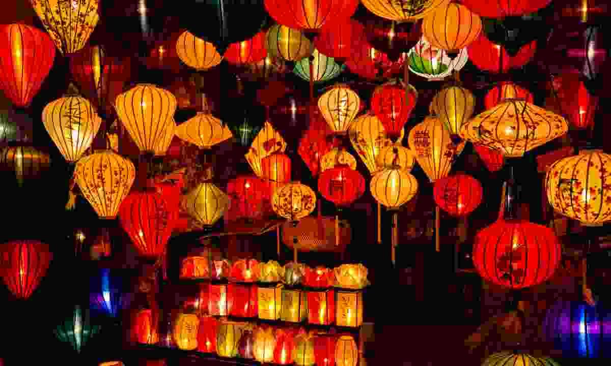 Lanterns in Hoi An (Dreamstime)