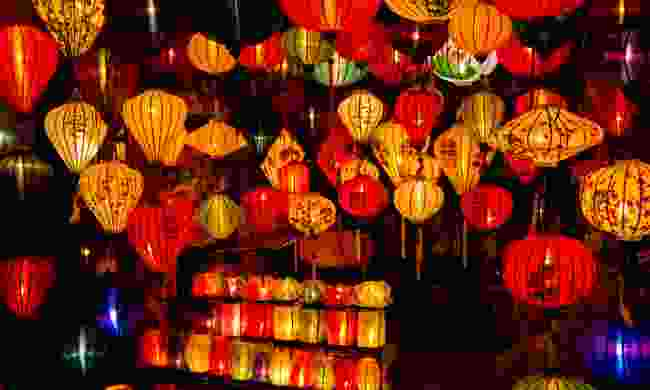 Lanterns in Hoi An (Dreamstime)