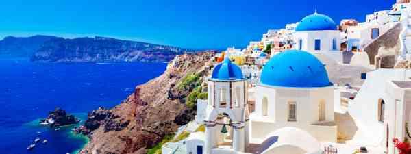 Santorini (Dreamstime)