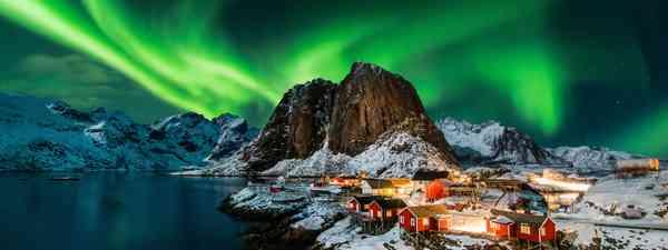 Hamnoy, Norway (Shutterstock)