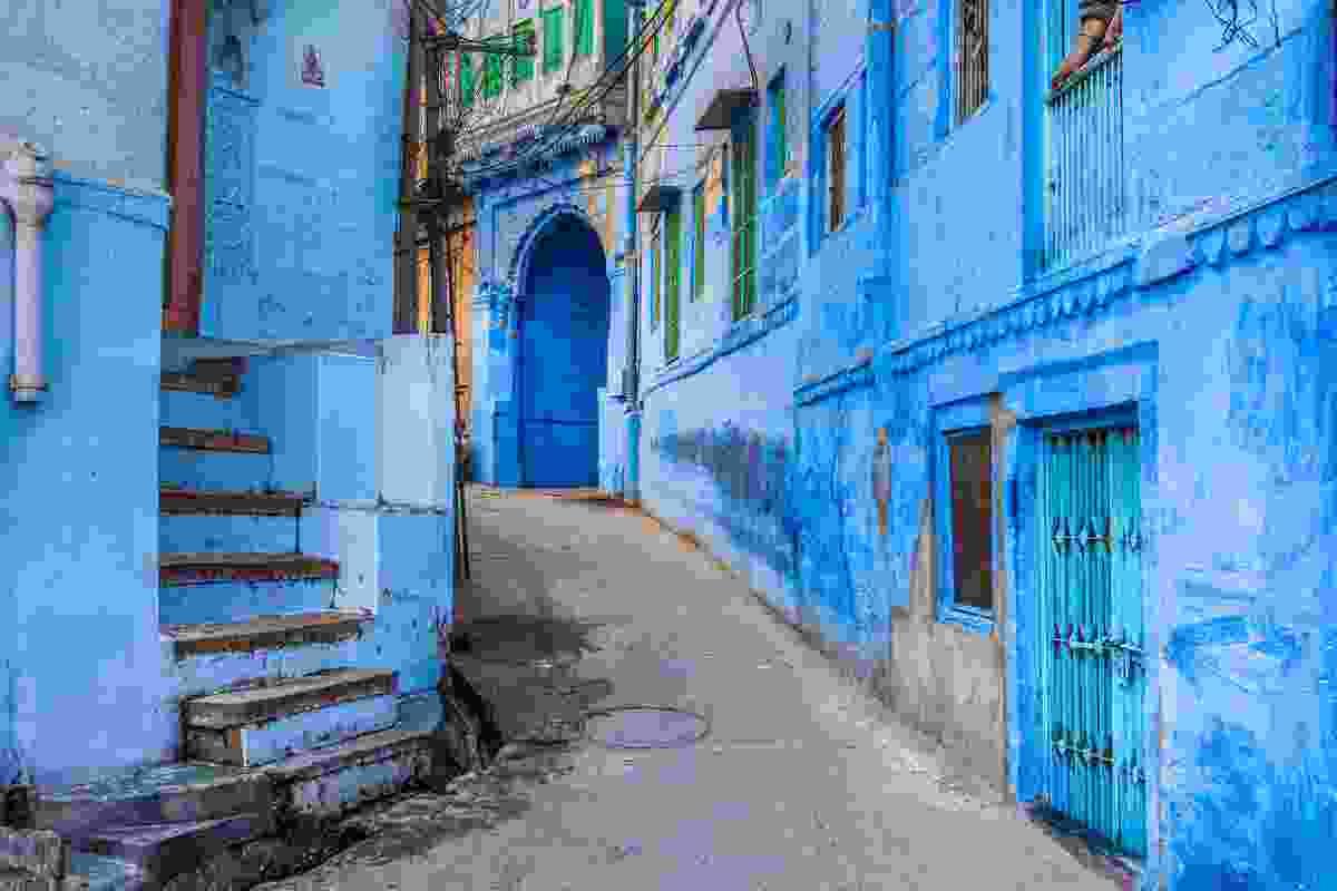 Jodhpur, India (Shutterstock)