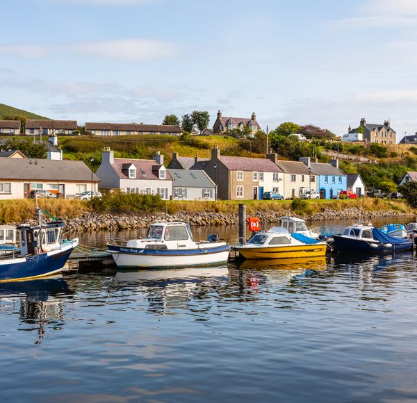 DETOUR TIP: The small fishing village of Helmsdale is worth a stop as you travel along the east coast on the NC500. A stroll along River Helmsdale is recommended and if you are lucky you may get to see people flyfishing on the river. There is also an interesting museum (Timespan Museum and Arts Centre) that gives an insight into the unhappy history of this village.