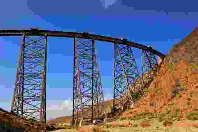 La Polvorilla Viaduct, Salta, Argentina (Shutterstock)