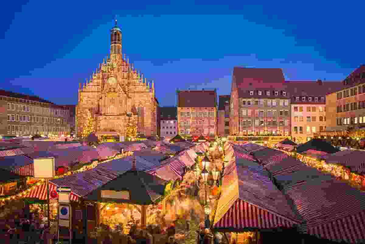 Nuremberg's Christmas Market, Germany (Shutterstock)