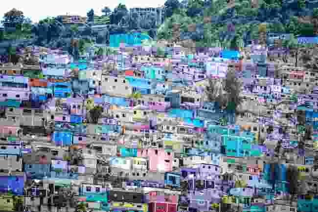 Port-au-Prince, Haiti (Shutterstock)
