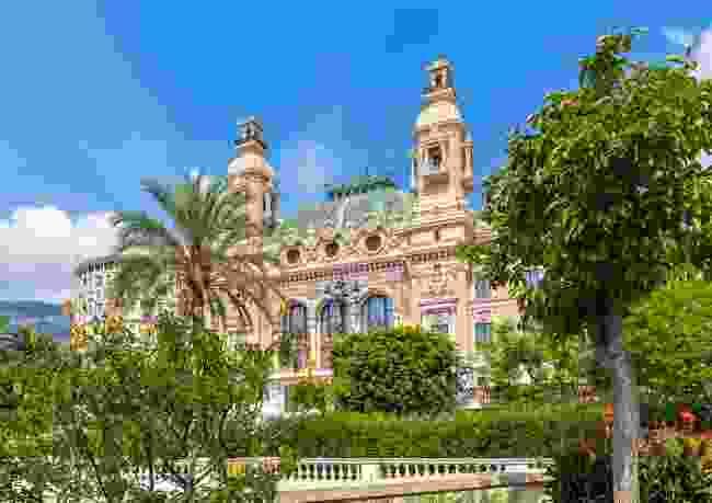 Opéra de  Monte-Carlo (Shutterstock)