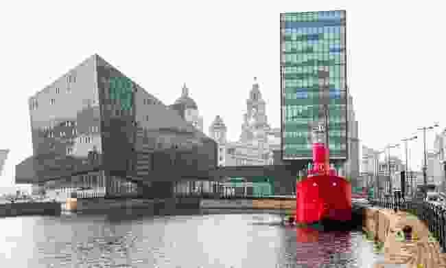 Maritime Mercantile City, England (Shutterstock)