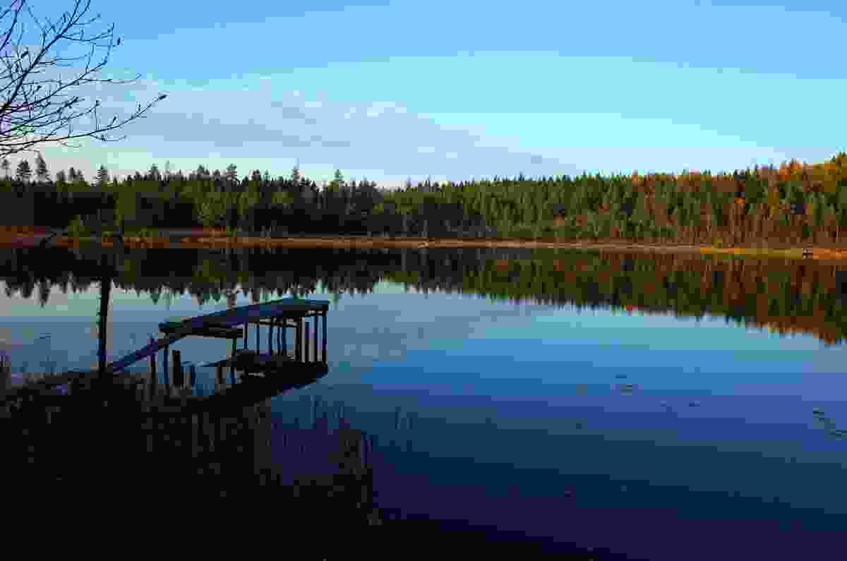 Lake Kolpen, Sweden (Shutterstock)