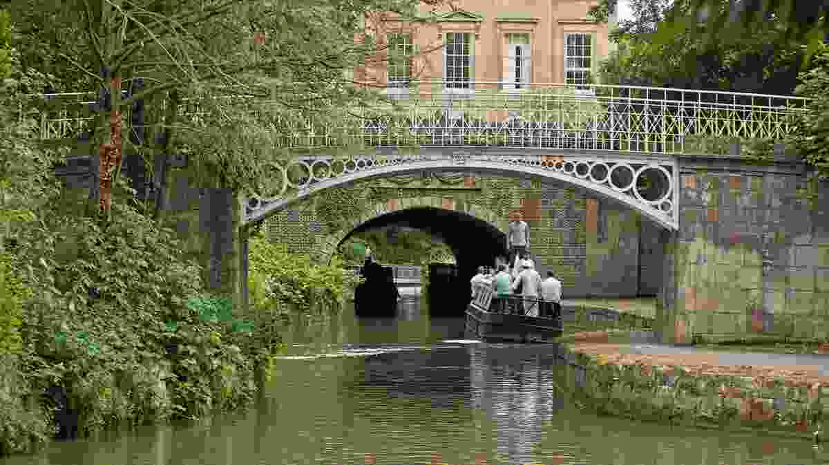 Sydney Gardens in Bath, near where Jane lived (Dreamstime)