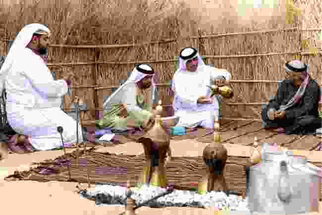 Bedouins in the UAE (Elena Tolmach/Shutterstock)