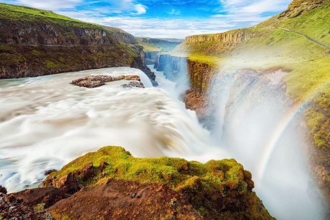 Гюдльфосс (Shutterstock)