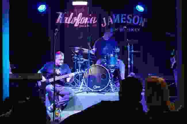 Blues night at Katofonia (Peter Moore)