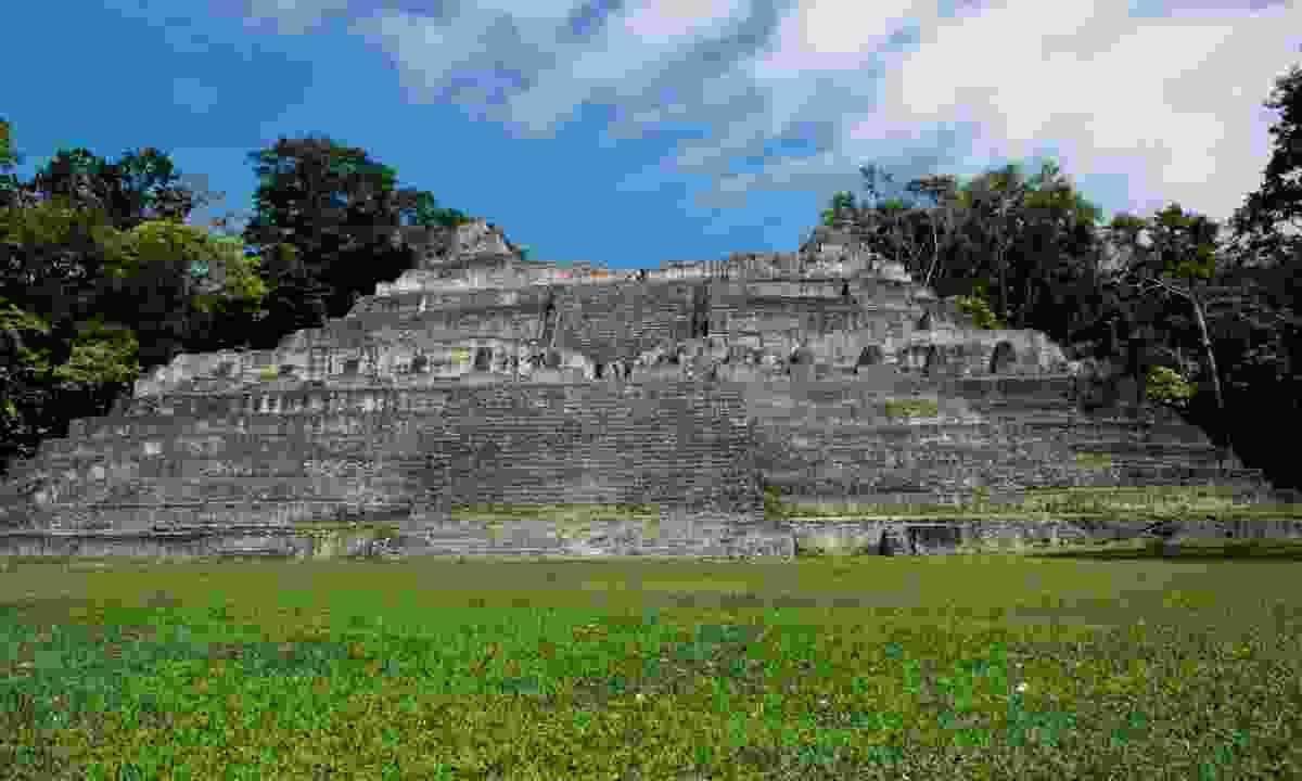 Caracol, Belize (Lyn Hughes)