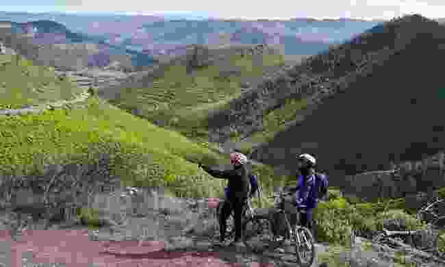 Mountain biking in Castellón (Castellón Tourist Board)