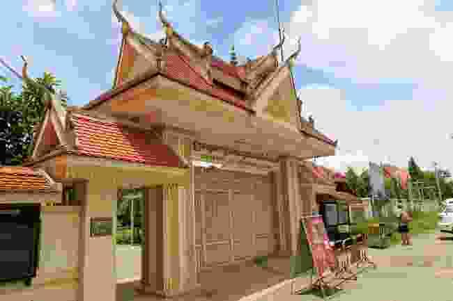 Choeung Ek, Cambodia (Dreamstime)