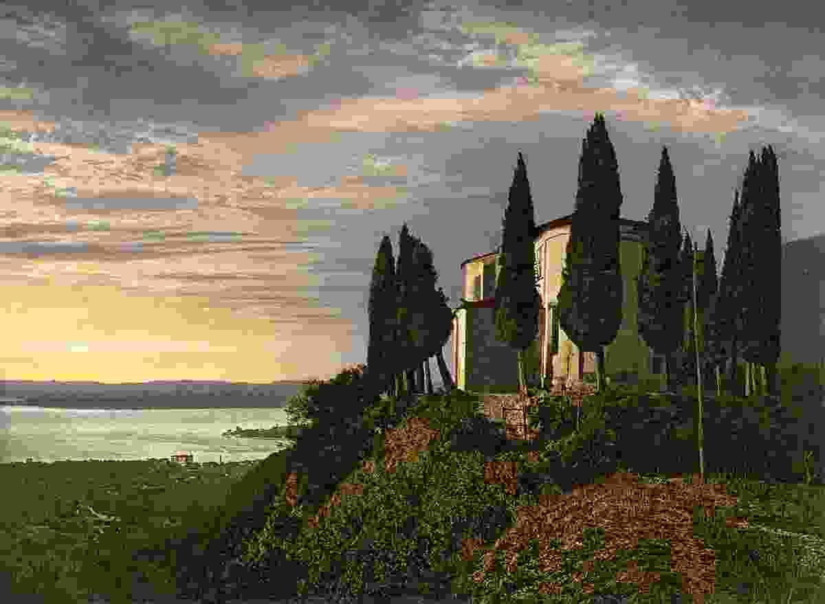 Gaino, near Maderno, Lake Garda (Marc Walter Collection, Paris)
