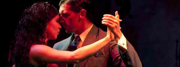 Tango dancers, Buenos Aires (Dreamstime)