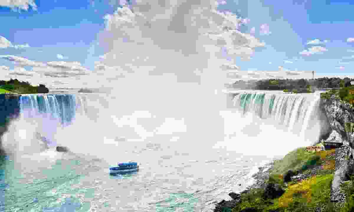 Horseshoe Falls, Niagara Falls (Dreamstime)