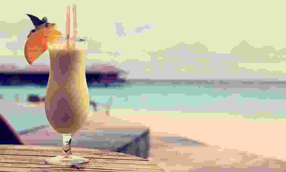 A Pina Colada. Not at O'Malley's (Shutterstock)