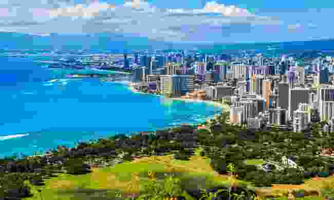 Honolulu, Hawaii (Dreamstime)