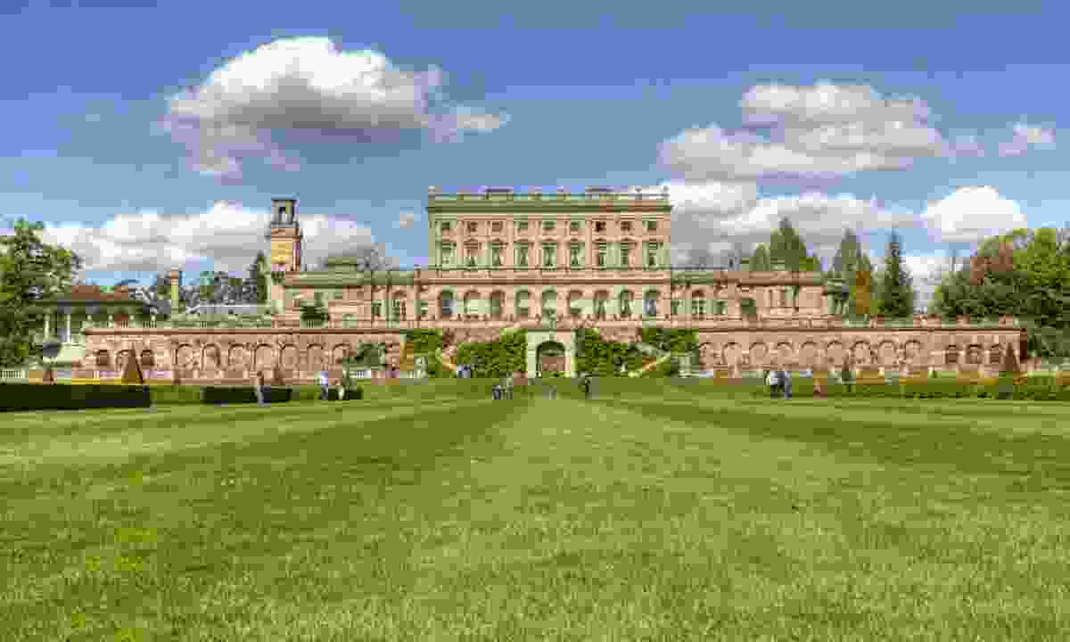 Cliveden house and gardens (Dreamstime)