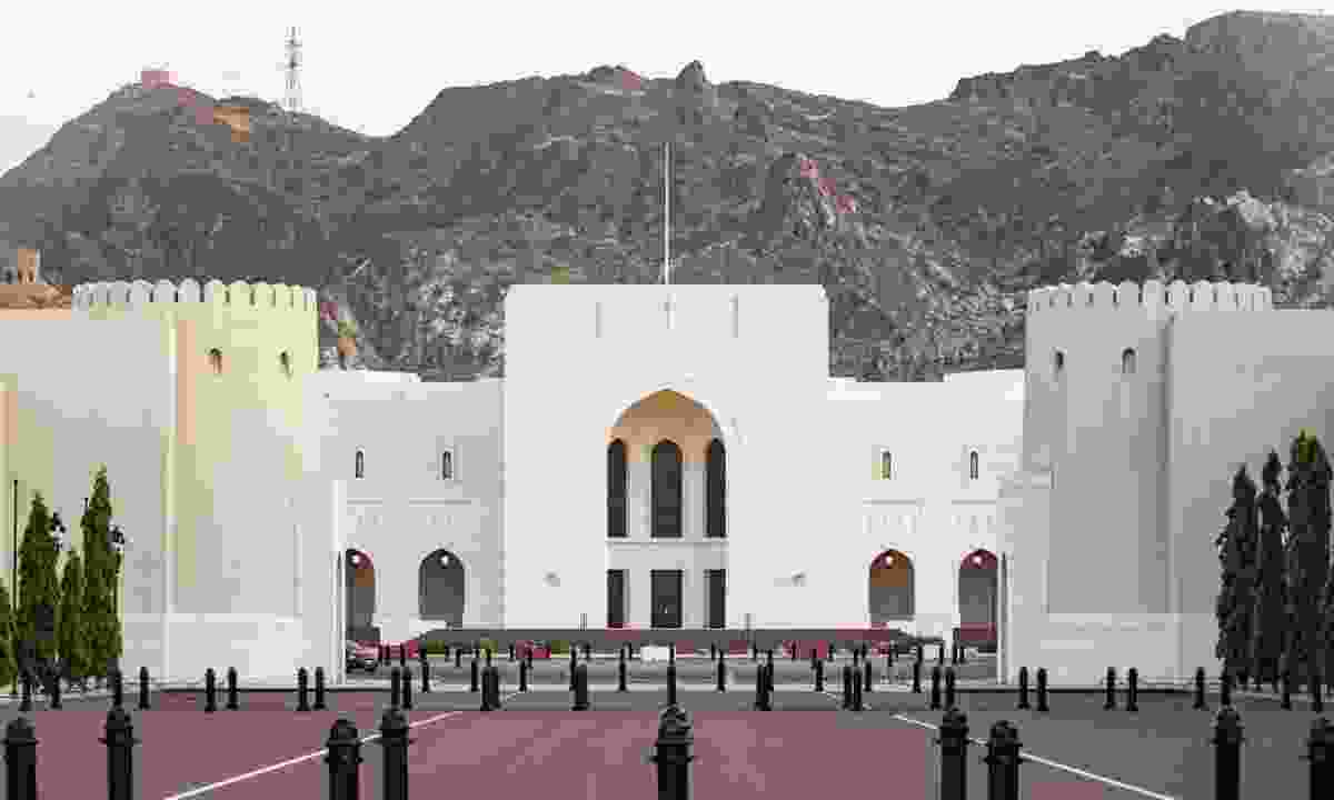 Muscat National Museum (Dreamstime)