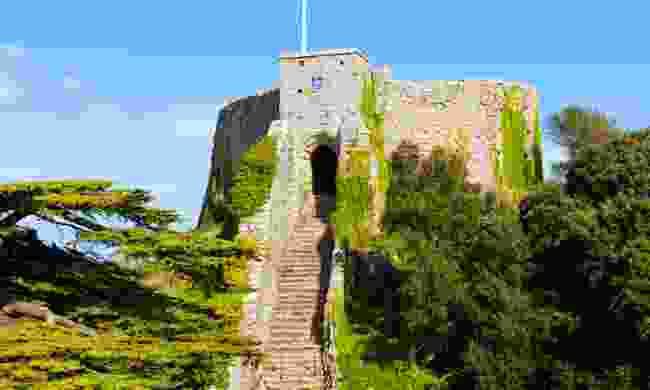 Carisbrooke Castle (Dreamstime)