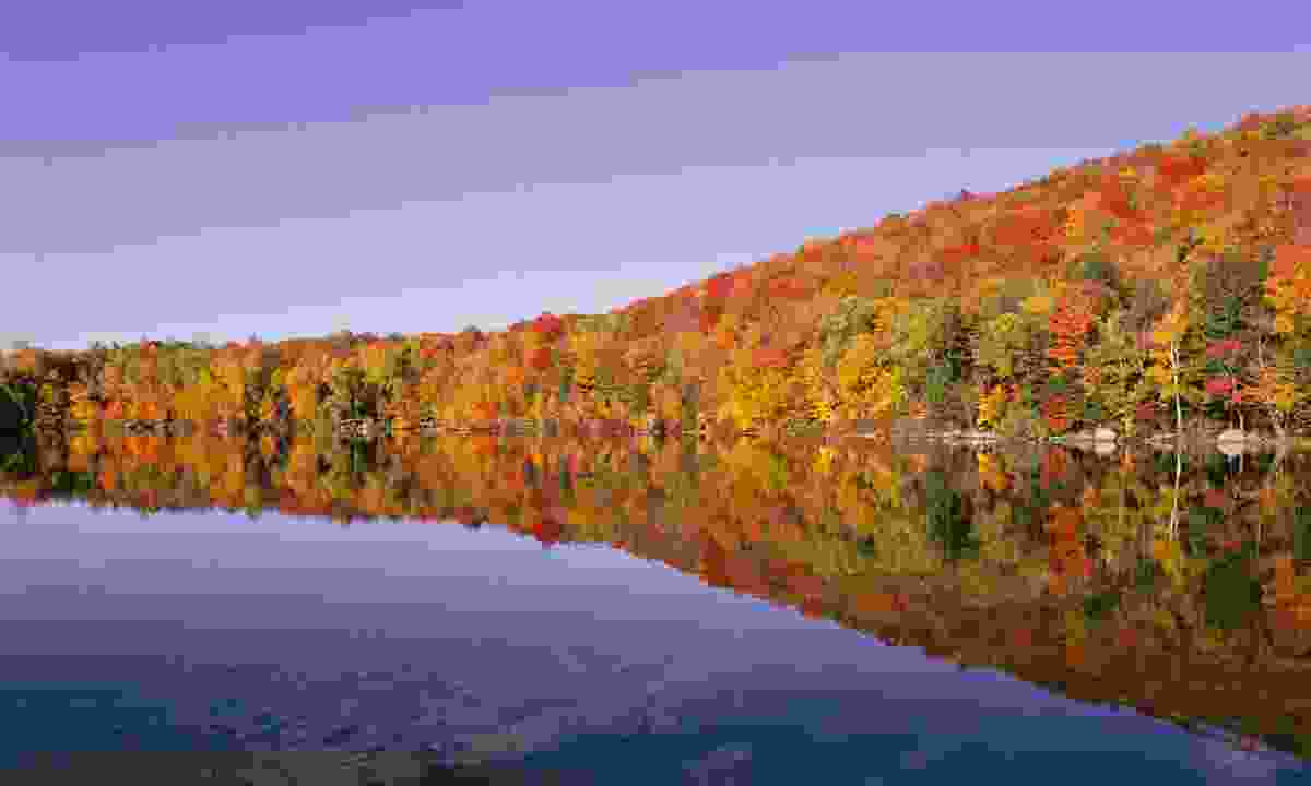 Autumn in New Hampshire (Dreamstime)