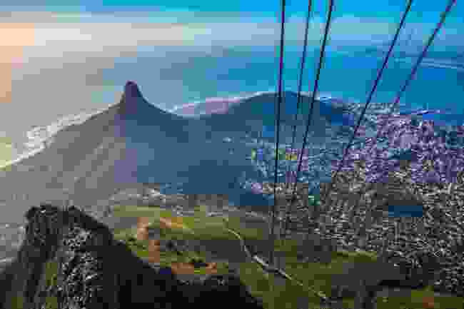 Table Mountain, South Africa (Dreamstime)