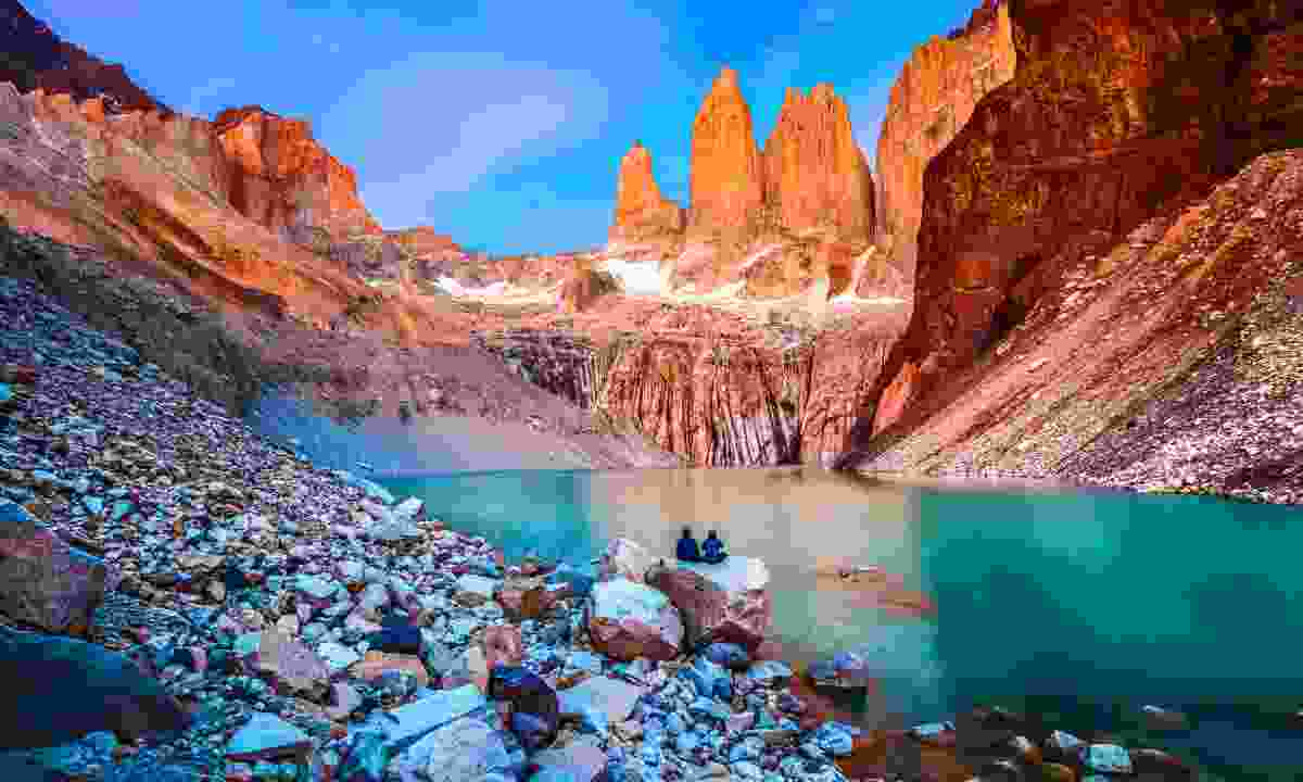 Torres del Paine National Park (Dreamstime)