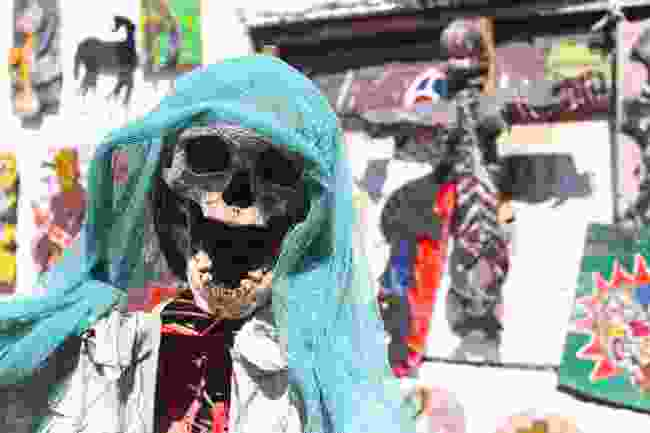 Vodou-influenced artworks in Port-au-Prince, Haiti (Graeme Green)