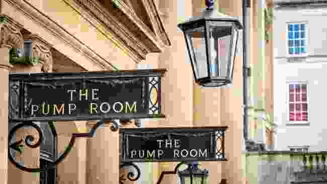 The Pump Room in Bath (Dreamstime)