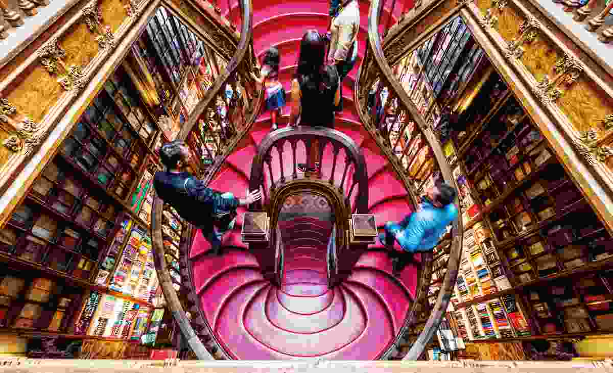 Visit Livraria Lello, one of the world's most famous bookshops (Shutterstock)