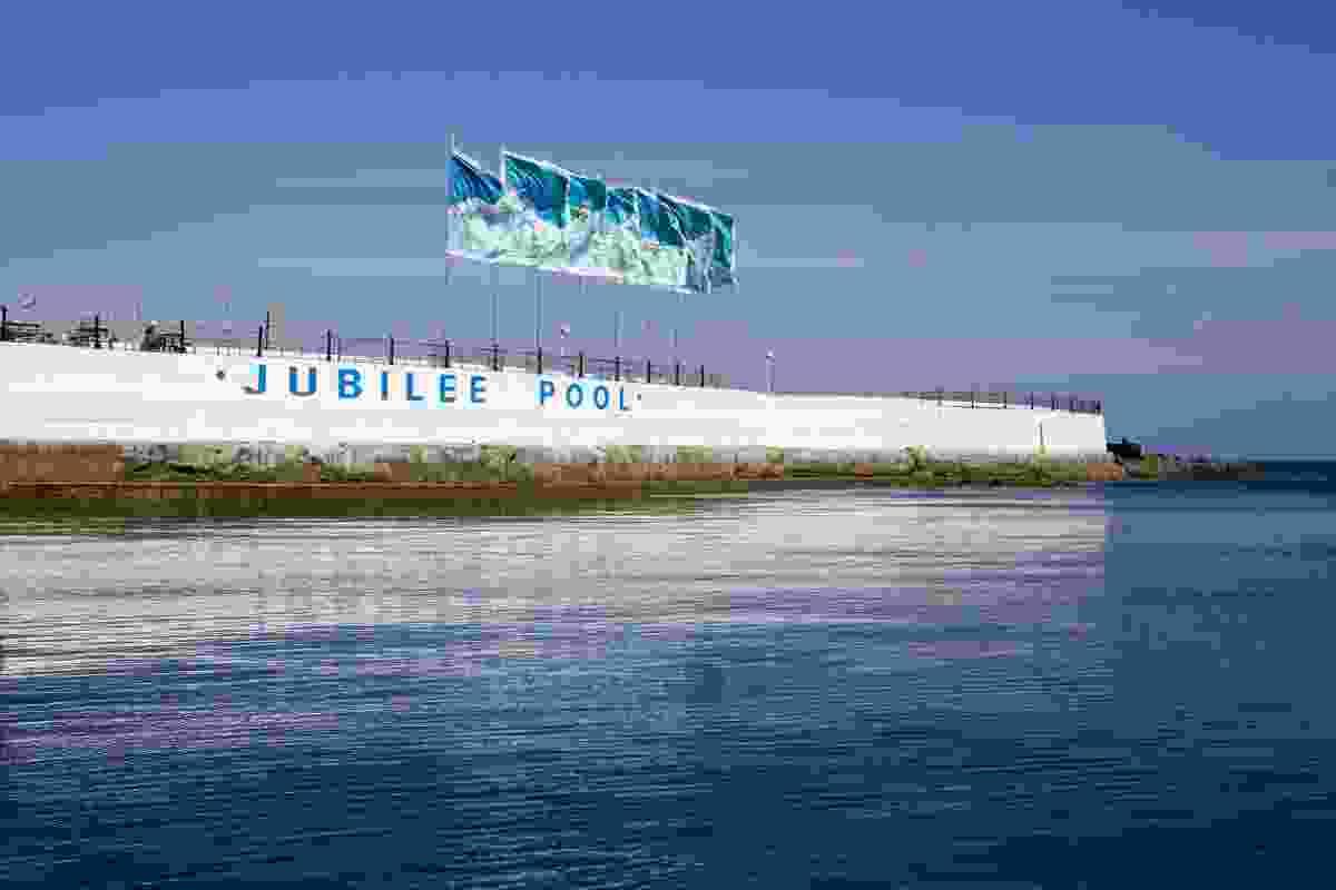Jubilee Outdoor Pool (Shutterstock)