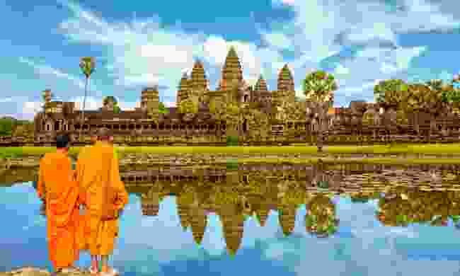 Explore Angkor Wat (Shutterstock)