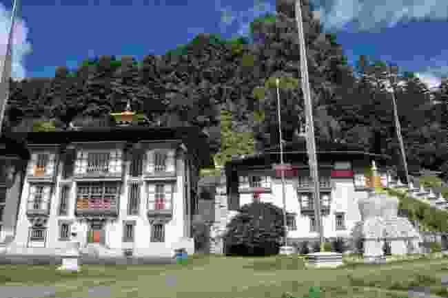 Kurjey Lhakhang temple (Shutterstock)