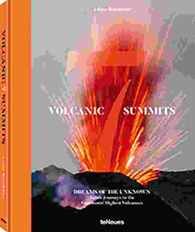 © VOLCANIC 7 SUMMITS - Dreams of the Unknown by Adrian Rohnfelder, published by teNeues, £ 29.95, (www.teneues.com)