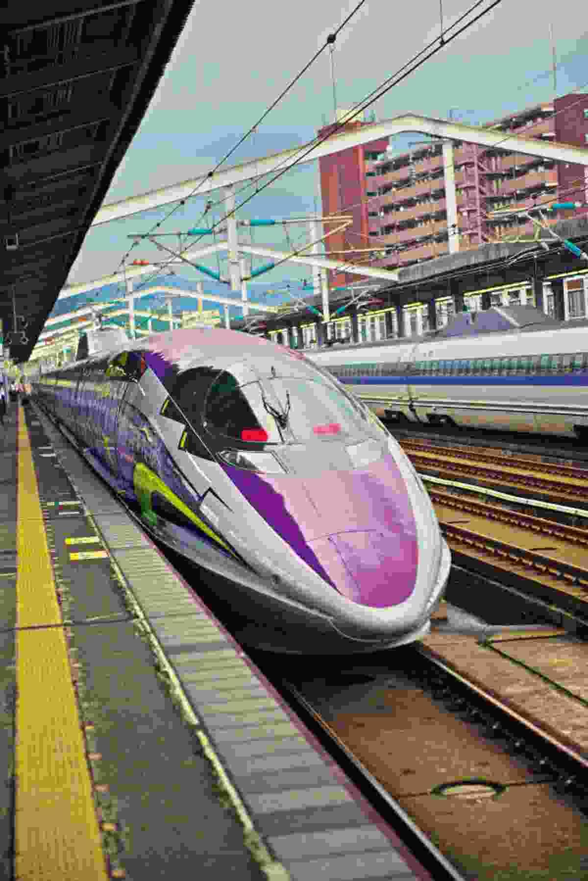 Train to Iwakuni (Mark Stratton)