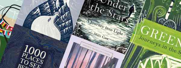 These are 2020's top travel books (Images c/o publishers)