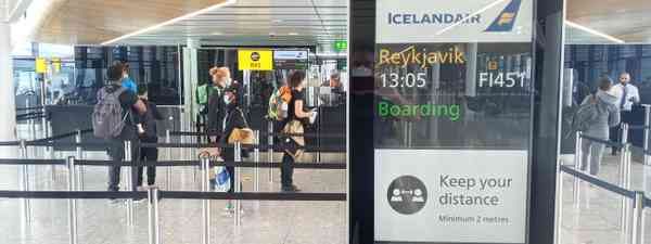 Travelling to Iceland during COVID: What it's really like (Mark Stratton)