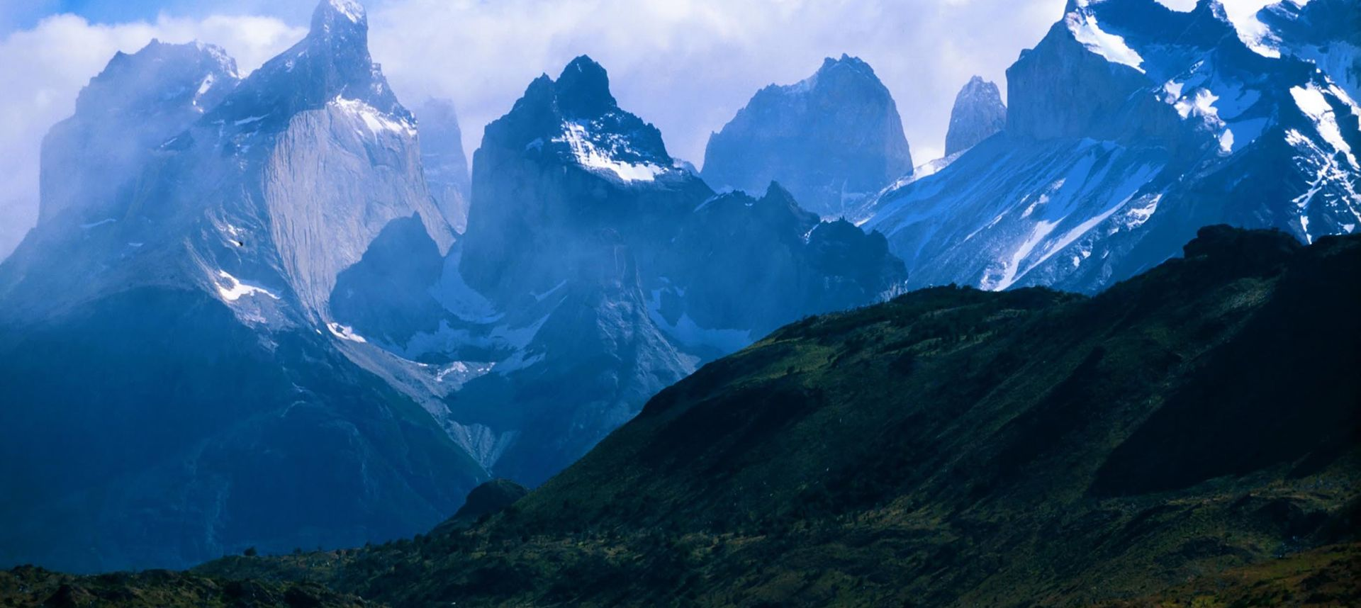 Discover Torres del Paine National Park  in the Chilean Patagonia